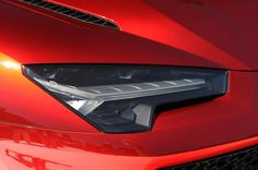 View detailed pictures that accompany our Lamborghini Urus Concept: Monterey 2012 article with close-up photos of exterior and interior features. Lamborghini Photos, Ramp Design, Sesto Elemento, Automotive Design, Auto Design, Lighting Concepts, Car Headlights, Lifted Ford Trucks, Twin Turbo