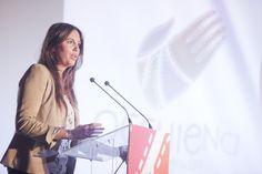 Elisabeth Donaire, coordinadora provincial de Sevilla del IAM