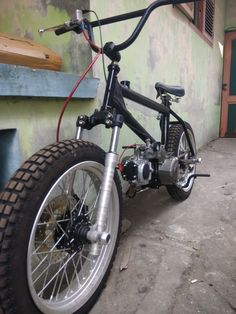 20 Bmx Bike, Motorized Bicycle, Pit Bike, Bmx Bikes, Motorcycle Bike, Cool Bikes, Cafe Racer Moto, Suzuki Cafe Racer, Cafe Racing