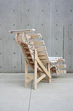 Мы сделали небольшую подборку дизайнерских кресел и стульев из фанеры которые вы сможете легко повторить на своихфрезерных станках с ЧПУ. Надеемся, что этот пост станет отправной точкой для полета вашей фантазии.