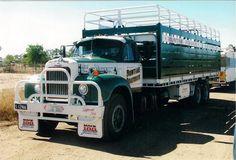 mack b model | Buntine roadways | good old trucking | Flickr