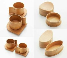 Wooden things