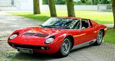1968 Lamborghini Miura - P400 by Bertone