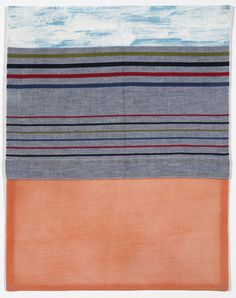 Louise Bourgeois, Untitled, 2005  Fabric  45.7 x 35.6 cm / 18 x 14 in
