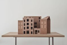 Bromme. Mauser. Rahms . The Collective Domestic . Brussels (6)