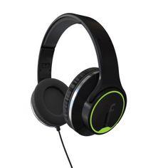 Flips Audio Flips Collapsible HD Headphones & Stereo Speakers - Black