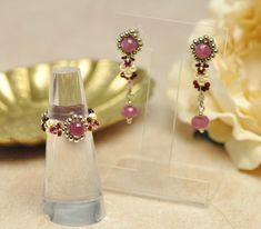 ring & earrings