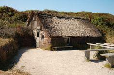 huisje in de duinen