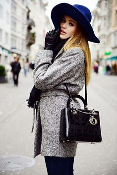 Lovely coat and hat
