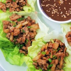 Copycat PF Chang s Chicken Lettuce Wraps