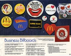 1094e66baa9 McDonald s - The Smile Makers 88 - Employee Fashion Catalog Page 033
