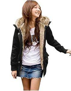 Zeagoo New Fashion Thicken Fleece Faux Fur Warm Winter Coat Hoodies Jacket  http://www.yearofstyle.com/zeagoo-new-fashion-thicken-fleece-faux-fur-warm-winter-coat-hoodies-jacket/
