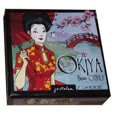 Okiya - logikai társasjáték 7 éves kortól - Blue Orange