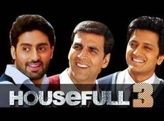Watch Housefull 3 2016 Full Movie Online, Download Hindi Movie Housefull 3 2016 Free HD 720P Movierulz Worldfree4u