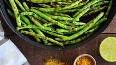 Vagem grelhada com curry destaque