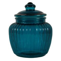Curiosity Lidded Glass Jar | Dunelm