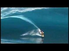 Laird Hamilton's innovation + mother nature's perfection = creational unity
