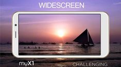 MyPhone myX1 with 18:9 screen now official, priced at Php2,799
