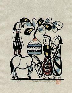 """Sadao Watanabe's """"Borrowing a Donkey"""", 1968"""