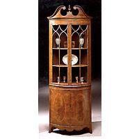 Traditional China Cabinet from Arthur Brett, Model: 1950
