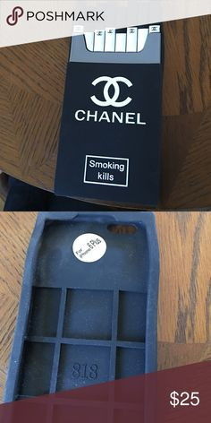 Smoking kills iPhone 6 plus case used once. In good condition. Accessories Phone Cases