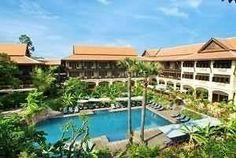 Victoria Angkor Resort, Siem Reap, Combodia.