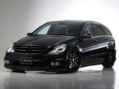 WALD Mercedes-Benz R-Klasse (W251) '2009–10