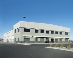 Butler Buildings (Canada) - Whissell Contracting Ltd. - Lethbridge, AB