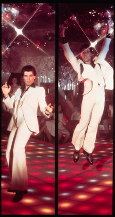 Saturday Night Fever ... FOR JD