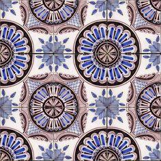 Azulejos antigos no Rio de Janeiro: Centro Xa - Sítio Arqueológico no Castelo