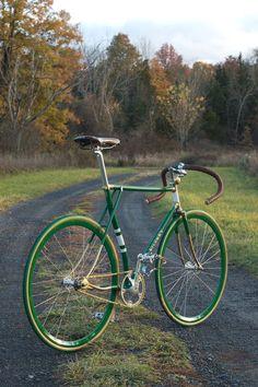 My Custom Bilenky 'Hetchins Tribute' Track Bike | Flickr