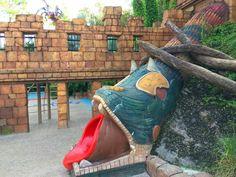 Six Reasons We LOVE Disney's Coronado Springs Resort (Disney World) - No. 6: The Dig Site: Home of The Lost City of Cibola / Explorer's Playground