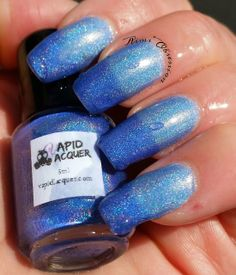 Vapid Lacquer - How'd You Do That?