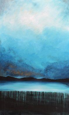Edge Of Tomorrow, Landscape, Canvas, Painting, Art, Tela, Art Background, Scenery, Painting Art