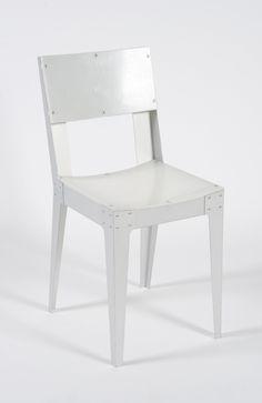 Aluminium Plastic Chair / Año: 1997 7 Vendidas: Ninguna