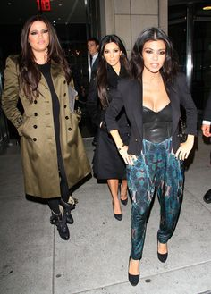 in love w kourneys outfit