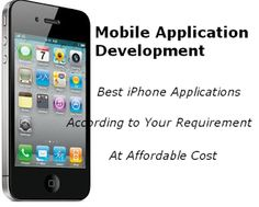 We provide offshore Mobile application development solution for Apple iPhone Device. Get your required iPhone app development project developed from our iPhone apps developer.