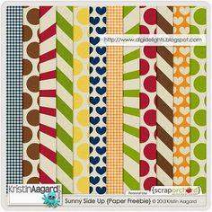 GRANNY ENCHANTED'S BLOG: Thursday's Guest Freebies ~ Kristin Aagard Designs