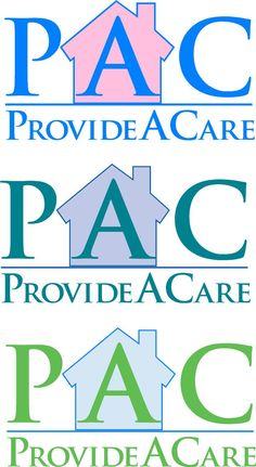 PAC - Provide-A-Care logo design idea #1.