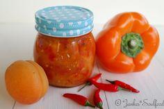 Aprikosen-Paprika-Chutney von Jankes Soulfood
