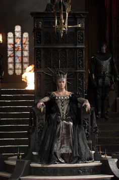 The Throne...  Snow White and the Huntsman