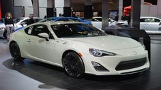 The 2016 Scion FR-S Release Series 2.0 outfits the limited-editon coupe with a subdued body kit and more luxurious interior. http://www.autoblog.com/2016/01/12/scion-fr-s-release-series-2-detroit-2016/