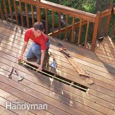 Repairing Decks and Railings - Summary | The Family Handyman