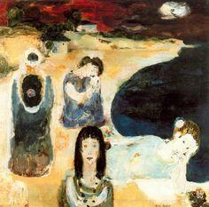 Carmen Laffon, Contemporary Spanish Painter