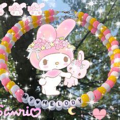 Diy Kandi Bracelets, Beaded Braclets, Cute Bracelets, Beaded Jewelry, Jewellery, Diy Crafts Jewelry, Homemade Jewelry, Birthday Wishlist, Pony Beads
