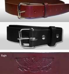 HeavyDuty Belt Made in the USA