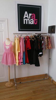 ¡Bienvenida! @AramatDavila Ya disponible en #Lshowroom #Vestidos y #faldas para conseguir un look especial y único.