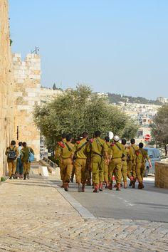 Ierusalim Israel, Dolores Park