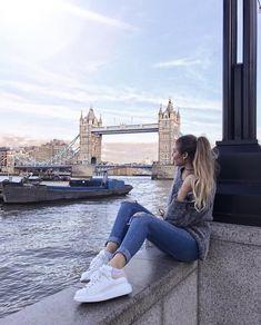 Tower Bridge  uploaded by Emily on We Heart It