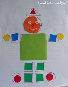 Preschool Learning Activities, Preschool Classroom, Infant Activities, Preschool Activities, Preschool Family, Shape Activities, Kids Education, Special Education, Barn